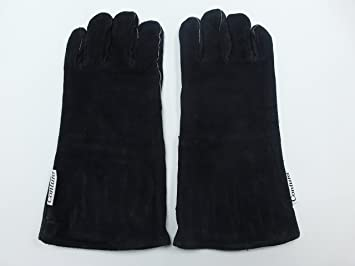 Nibe Contura Fireplace Gloves (Pack of 2): Amazon.co.uk: DIY & Tools