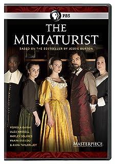 Book Cover: Masterpiece: The Miniaturist