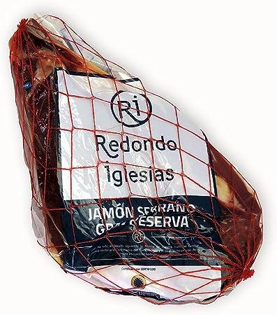 Jamón Serrano Gran Reserva / Deshuesado y Pulido / Peso 4,5-5 kg