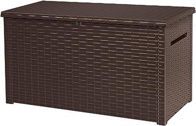 Anderson Teak Camrose Teak Patio Storage Box