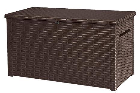 Amazon.com: Keter 240304 Java - Caja de cartón grande, color ...