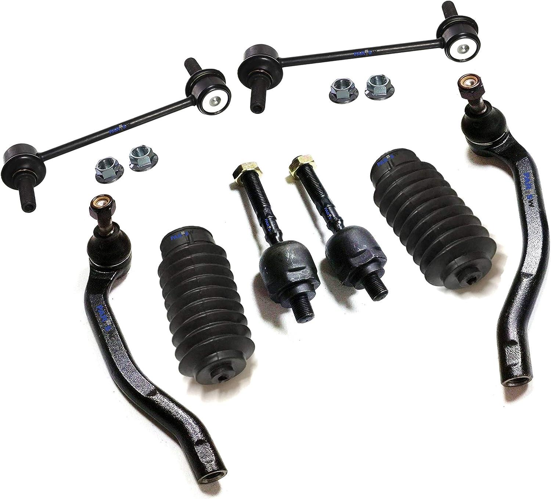 Suspension Stabilizer Bar Link Kit Front fits 97-01 Honda Prelude