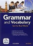 Grammar & vocabulary for real world. Student book-Openbook. With key. Per le Scuole superiori. Con espansione online