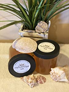 32oz My Gold Sugar - Sugaring for Hair Removal (Soft)