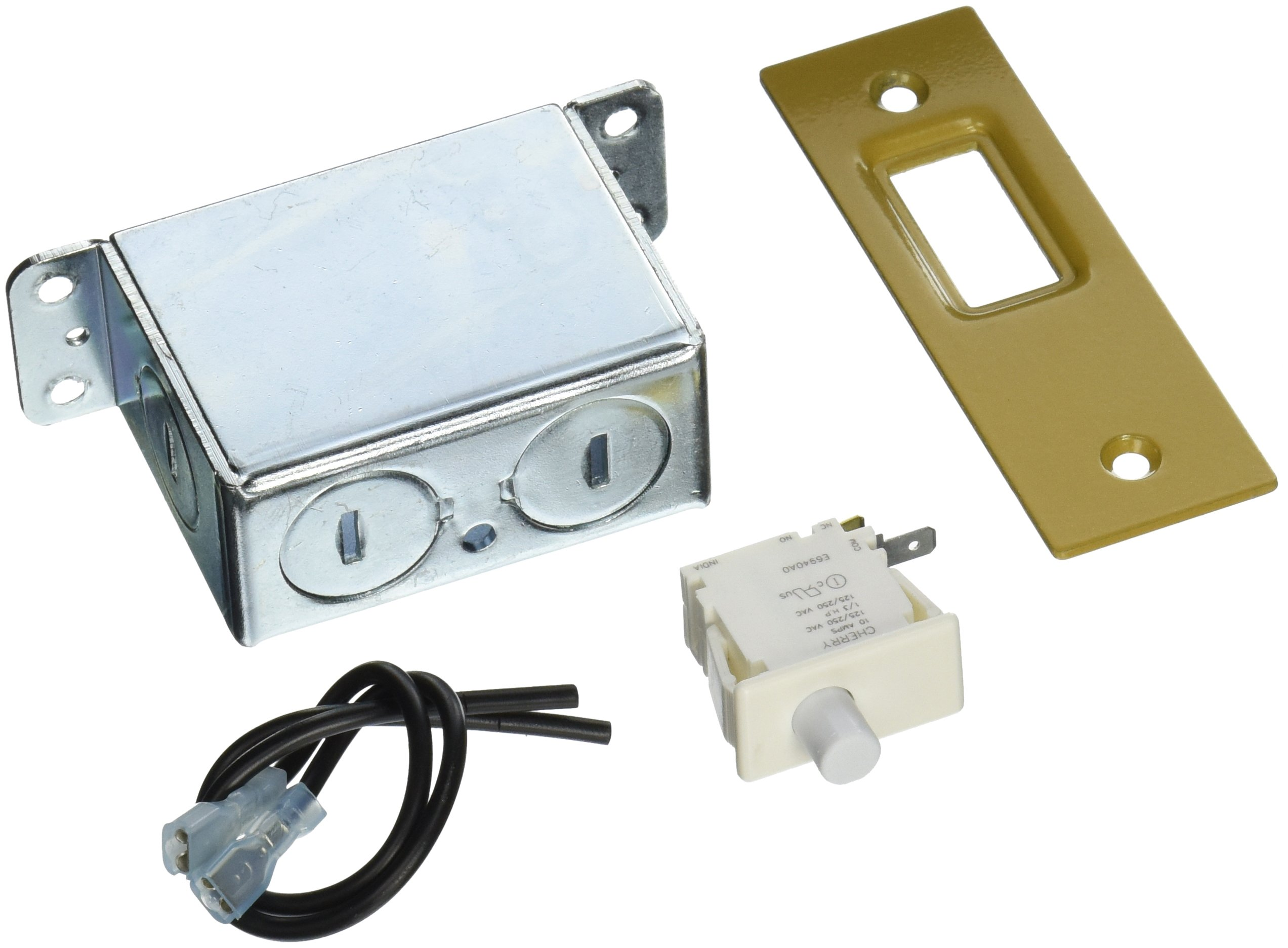 Edwards Signaling 501A-G Door Light Switches