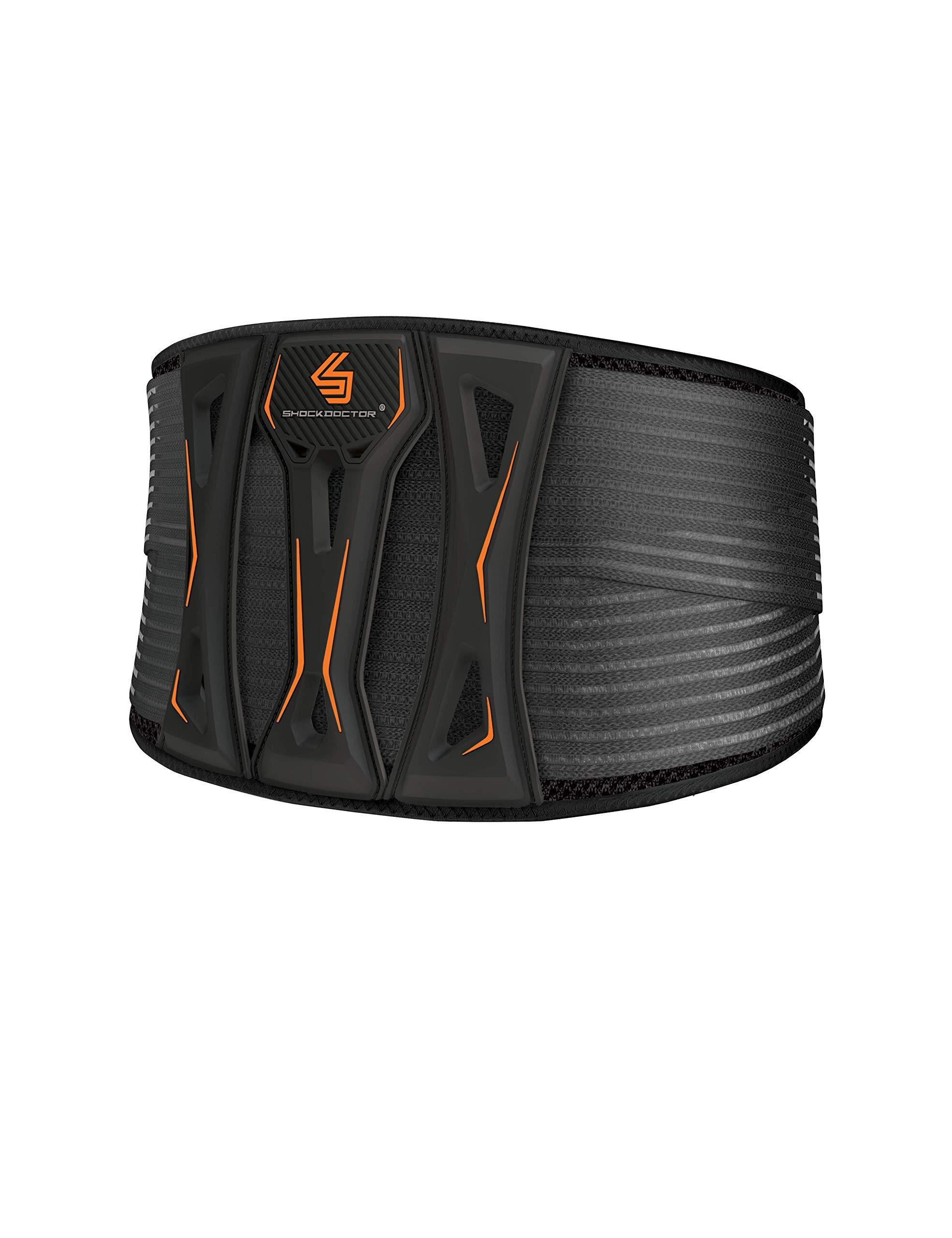 Shock Doctor Ultra Back Support (Black, XX-Large)