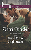 Yield to the Highlander (The MacLerie Clan Book 8)