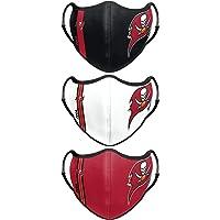 $26 » FOCO NFL unisex-adult Team Logo Sport Reusable Washable Fashion Face Cover Mask…