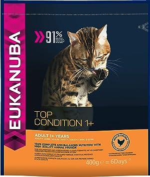 EUKANUBA One Plus - Comida para Gato (400 g): Amazon.es: Productos para mascotas