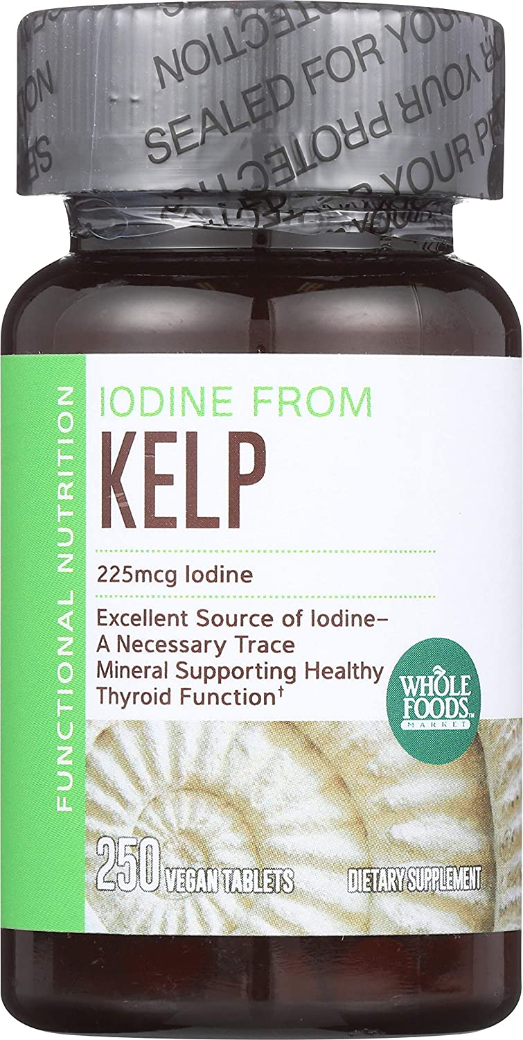 Whole Foods Market, Kelp, 250 ct