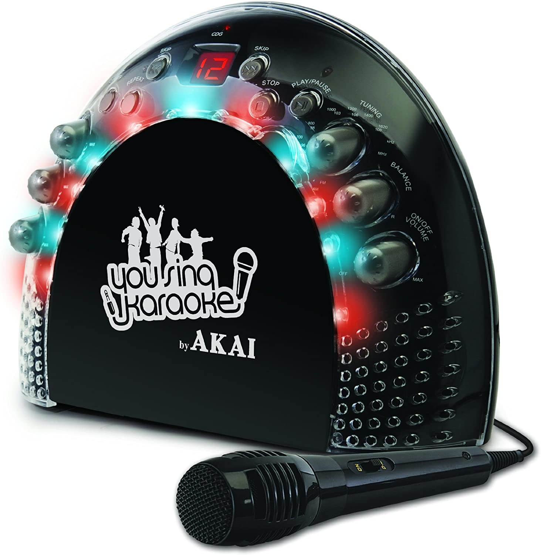 Akai KS201 CDG Karaoke Player