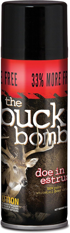 Best Deer Attractant: Buck Bomb 6.65 oz