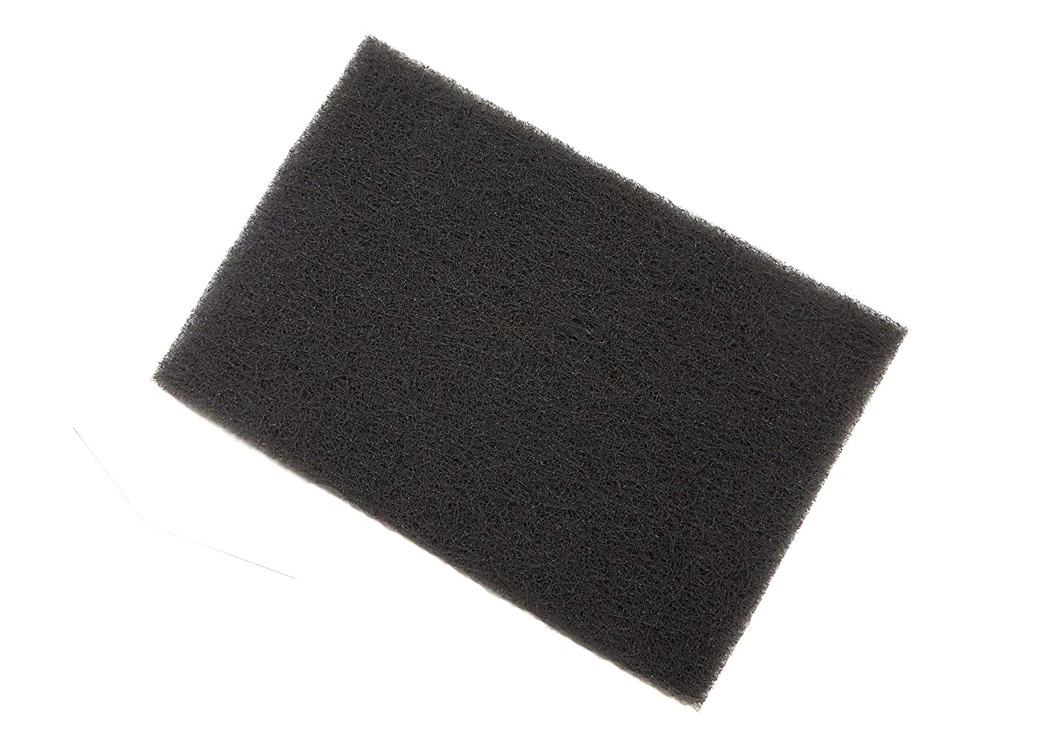7448 Hand Pads Ultra Fine Grey Comparable to 00 Steel Wool 6 Inch x 9 Inch TM Scotch-Brite 1 TM 3M