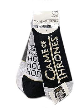 Primark - Calcetines para Mujer (Talla 4-8, 37-42), diseño de Juego de Tronos: Amazon.es: Hogar