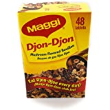 MAGGI Djon Djon bouillon cubes - mushoom flavored 1 box (48 cubes)