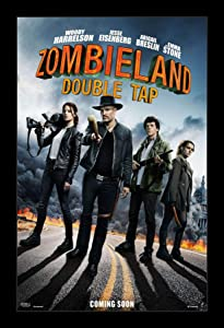 Wallspace 11x17 Framed Movie Poster - Zombieland Double Tap