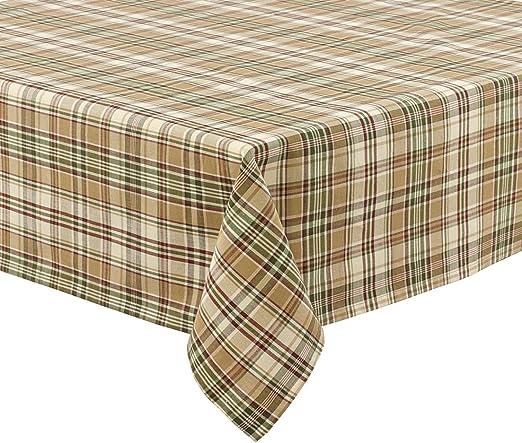 60 x 84 Park Designs Saffron Table Cloth