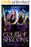 Court of Shadows: A Demons of Fire and Night Novel (Institute of the Shadow Fae Book 1)