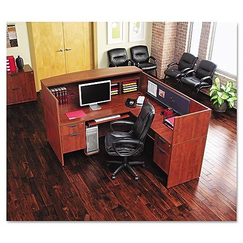 Reviewed: Alera Valencia Series Straight Front Desk Shell ALEVA217236ES Each