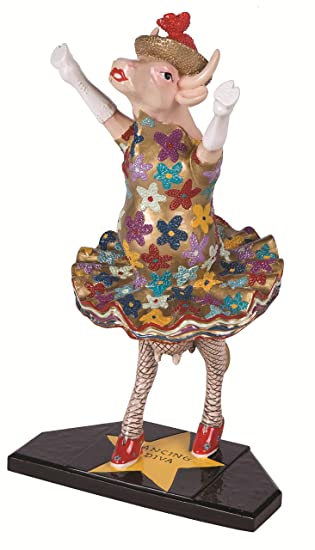 Cowparade Cow - Dancing Diva (M) #47899: Amazon co uk