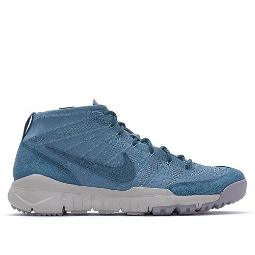na stopach zdjęcia znana marka najlepiej online Amazon.com   Nike Flyknit Trainer Chukka SFB SP Men's Boots ...