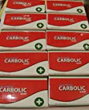 Blue Power Carbolic Soap - 4.4 oz - Lot of 10
