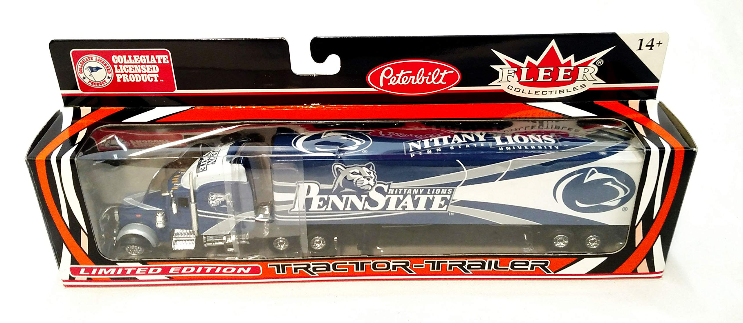 Penn State University Nittany Lions 2005 Limited Edition Die Cast Tractor Trailer