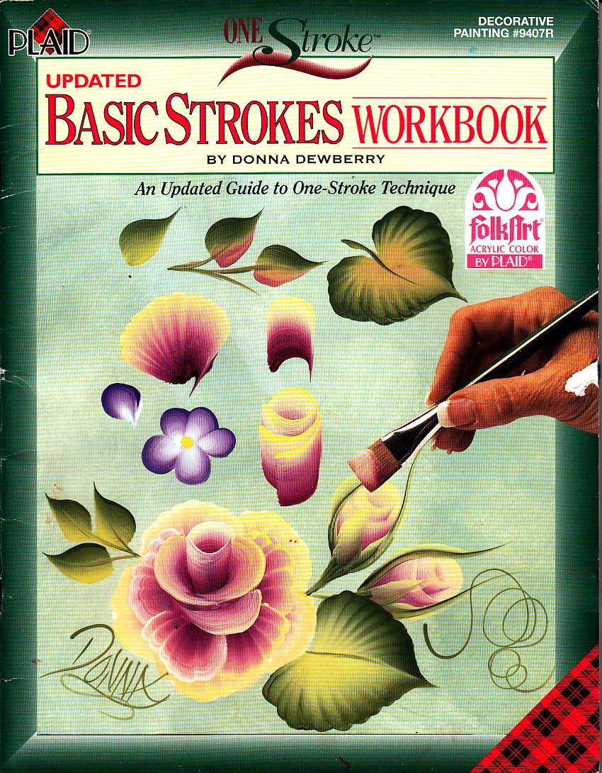 One Stroke Updated Basic Strokes Workbook : An Updated Guide to One ...