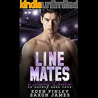 Line Mates & Study Dates (CU Hockey Book 4)