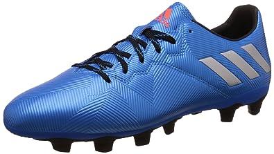 0d451fbc7d7 Adidas Men s Messi 16.4 FxG Shoblu