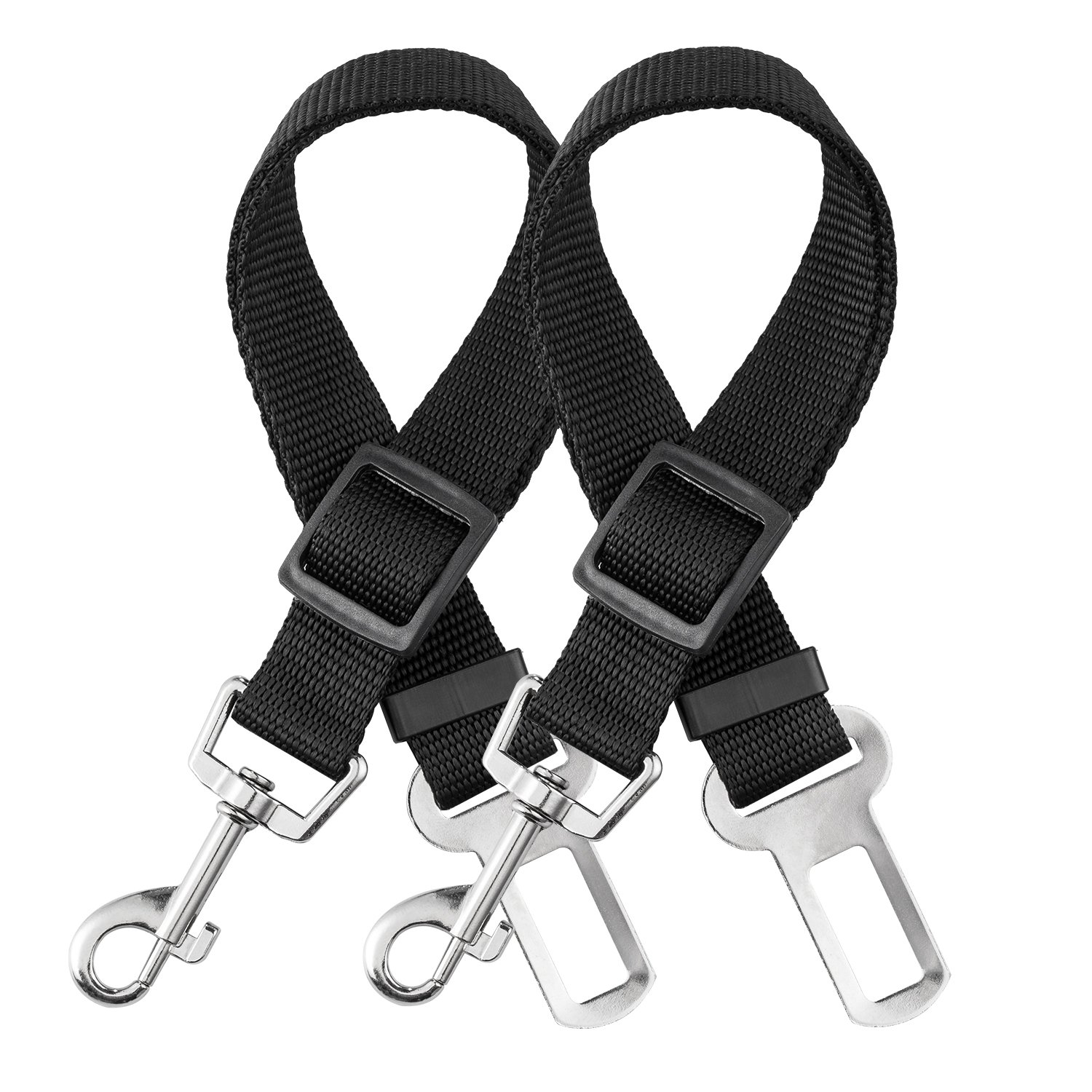 Dog Seat Belt CYTIK Vehicle Harnesses Car Safety Seatbelt Tether Leash for Do