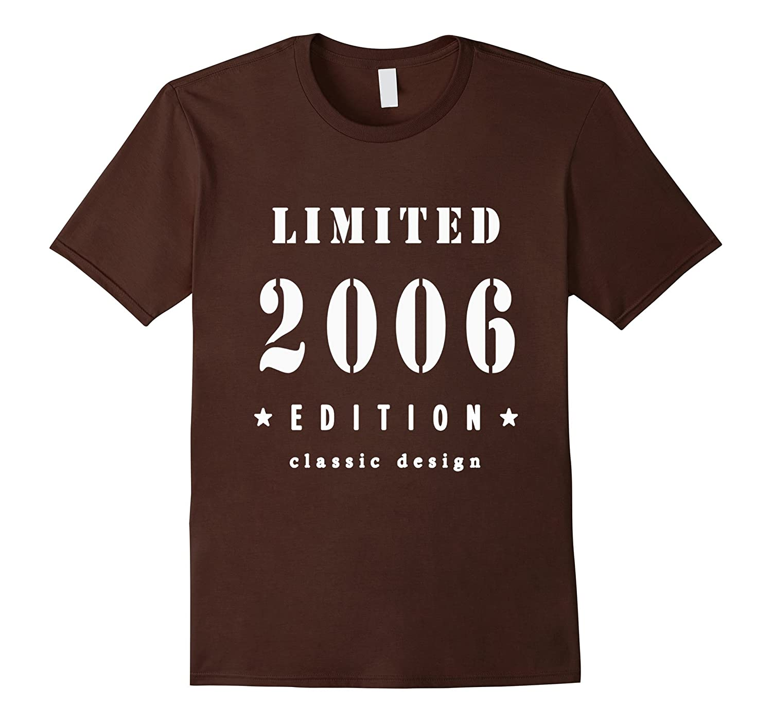 11th years Vintage Made in 2006 Gift ideas Funny T shirt-TH