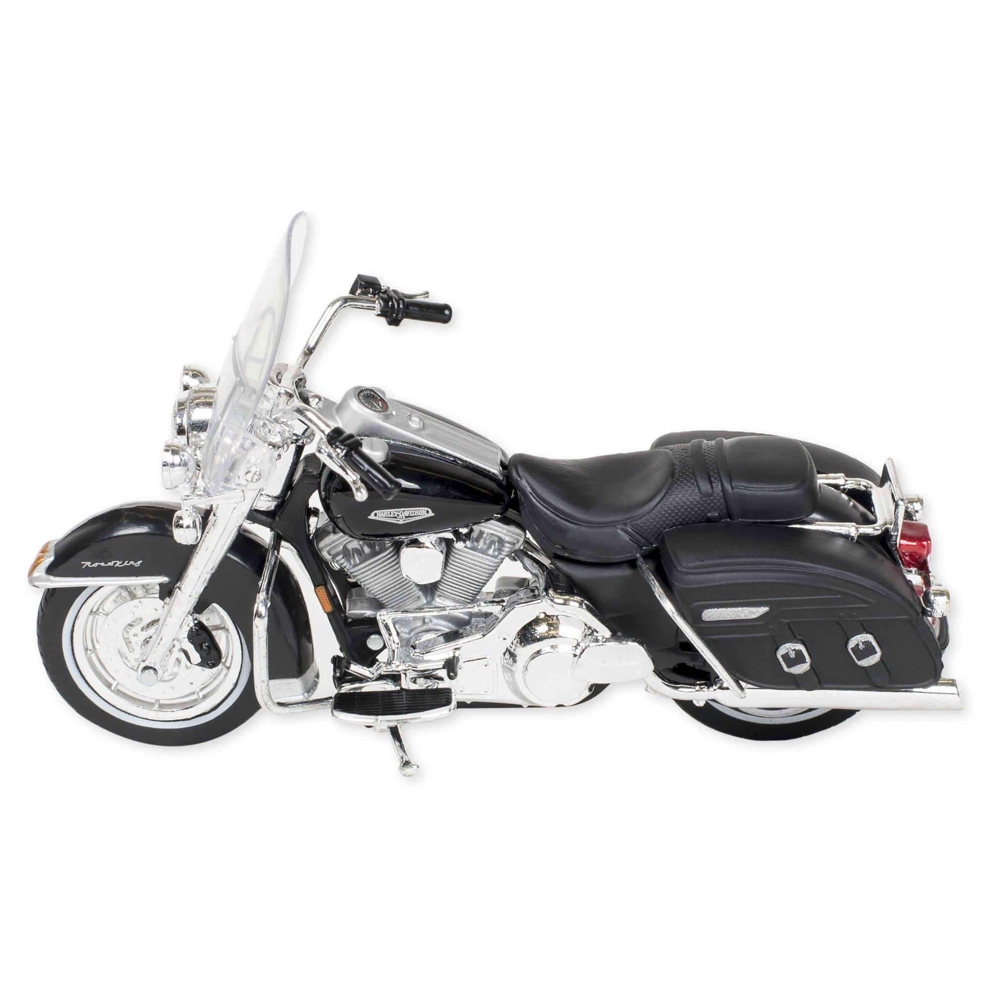 Harley-Davidson Motorcycle Die-Cast Toy Series 33-2001 FLHRC Road King Classic
