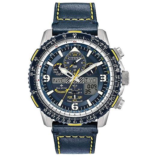 Citizen Promaster Skyhawk A-T Reloj de Hombre Eco-Drive 46mm JY8078-01L: Amazon.es: Relojes