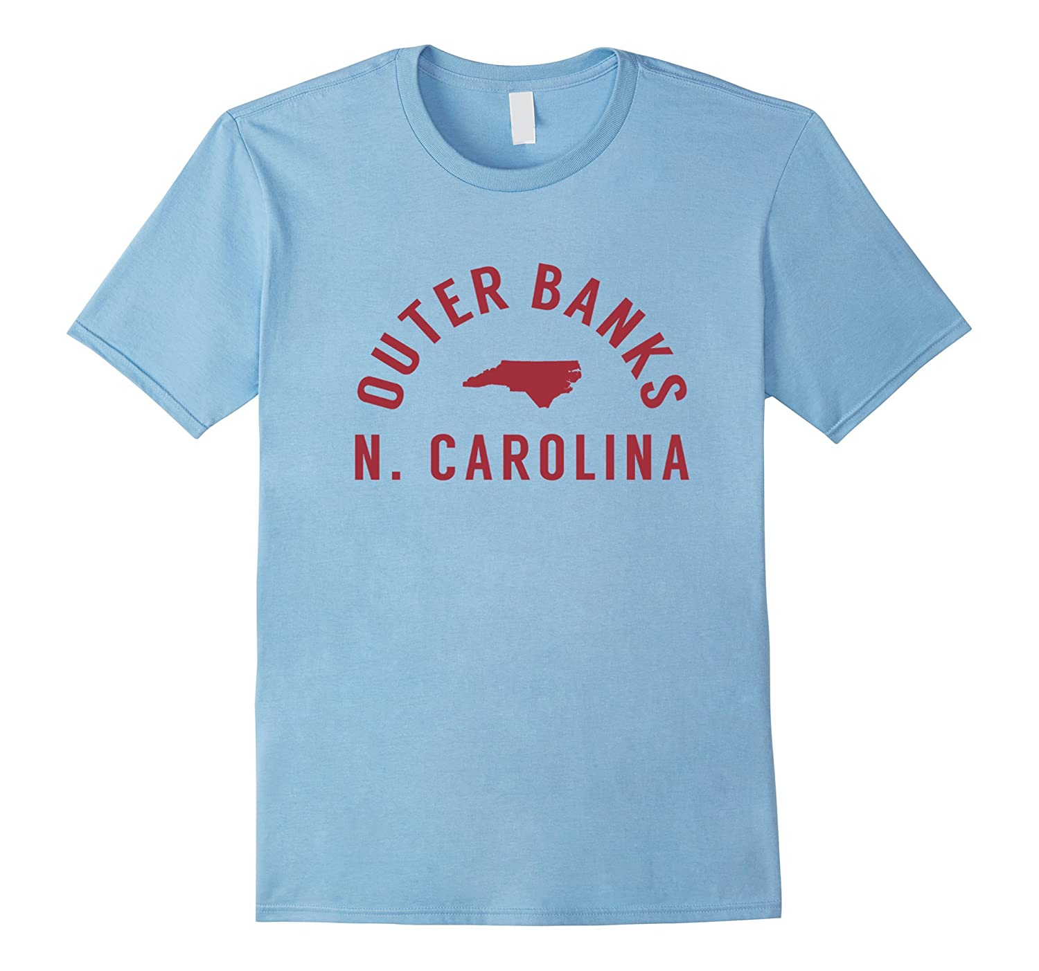 Outer Banks of North Carolina Classic OBX T-Shirt-TH