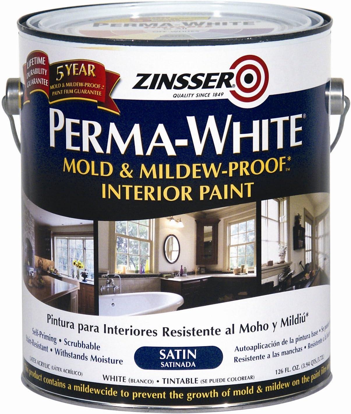 Rust-Oleum Mold and Mildew Proof Interior Paint