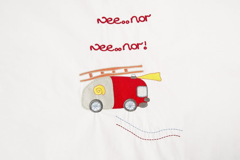 3-6 years//XL Slumbersafe Summer Kid Sleeping Bag 1 Tog Fire Engine