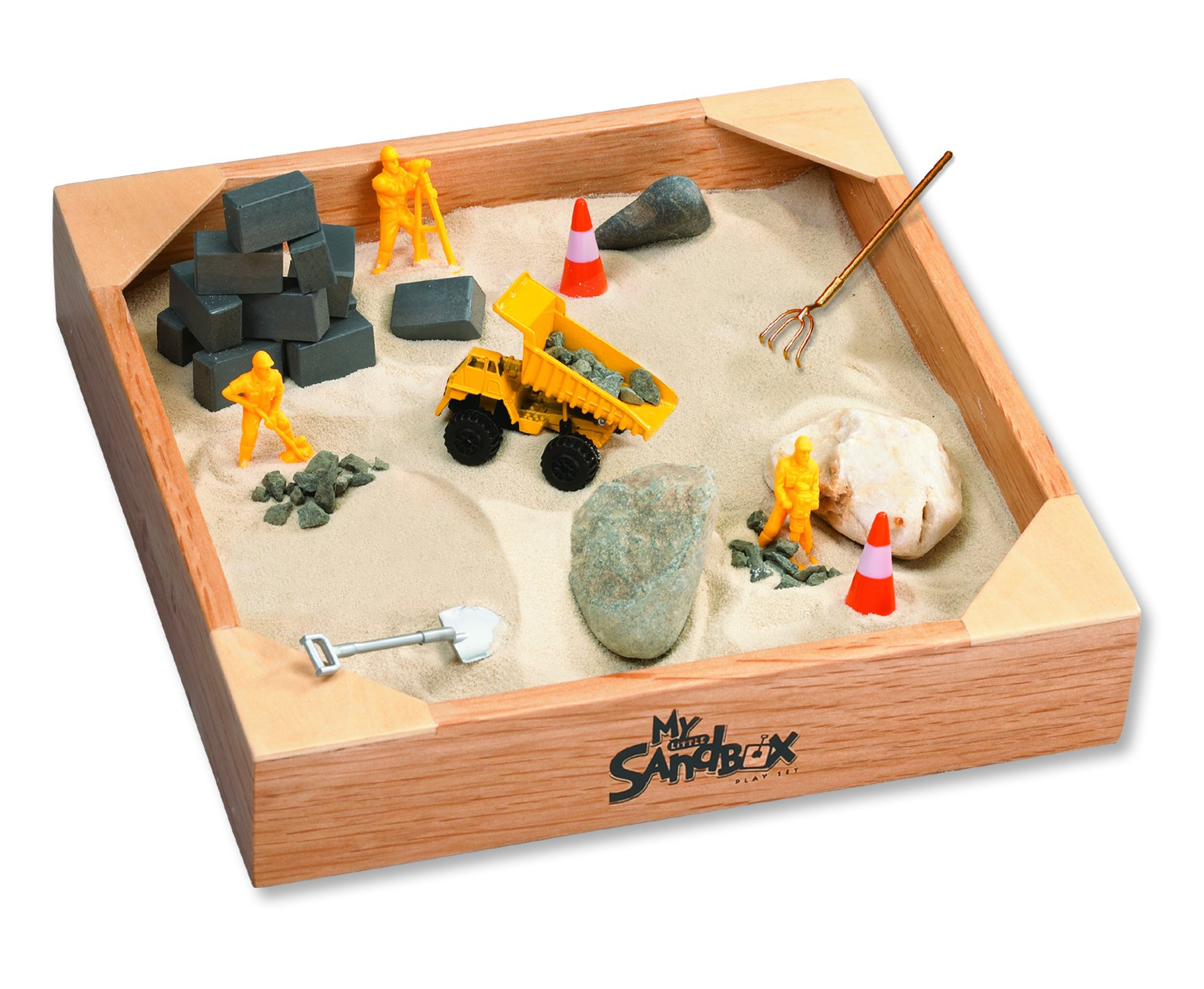 My Little Sandbox - Big Builder by Be Good Company