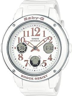 Casio Womens BGA150EF-7B Baby-G White Watch
