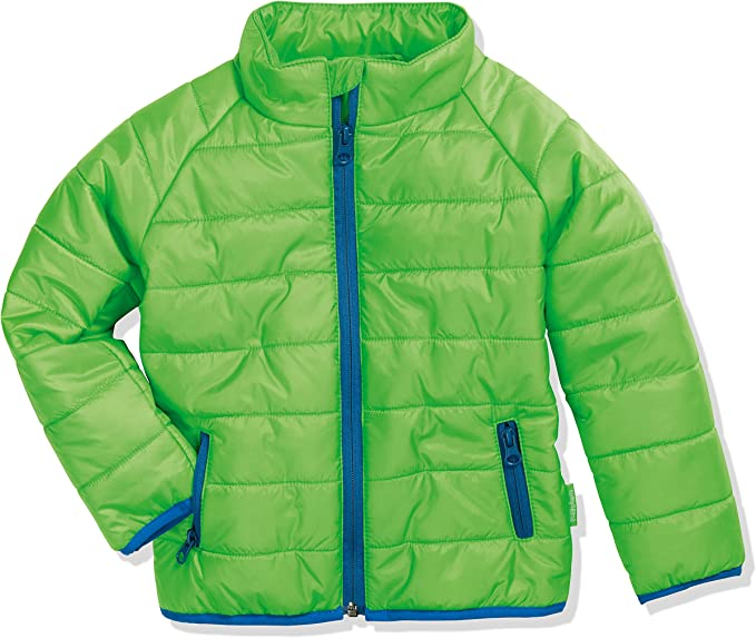 Playshoes Girls Uni Quilted Vest Gilet