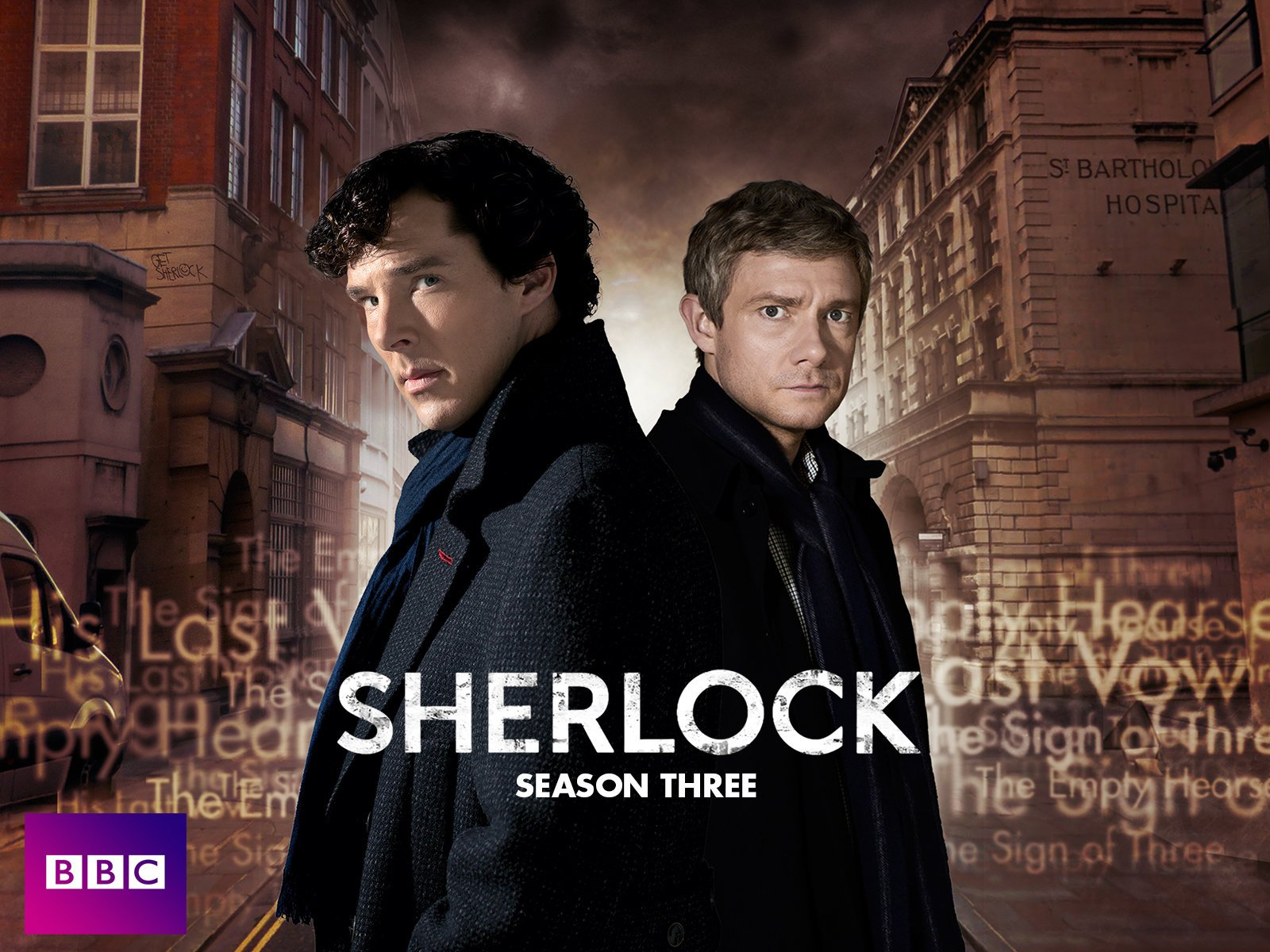 Sherlock (2010) Season 1-4 + The Abominal Bride (1080p BluRay x265