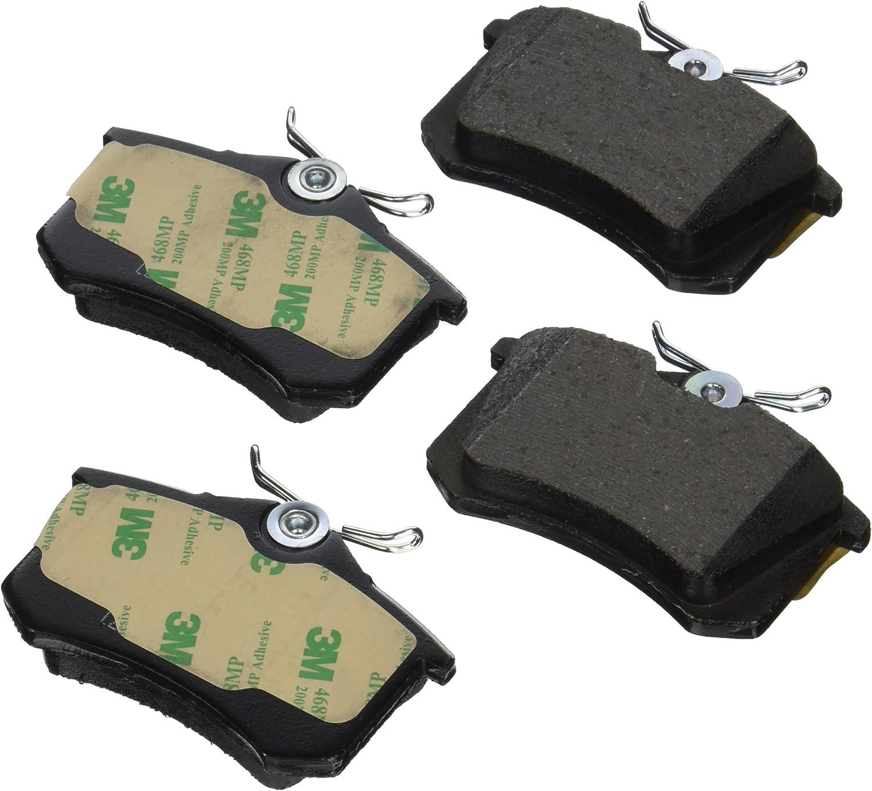 Bosch 0986424797 EuroLine Disc Brake Pad Set