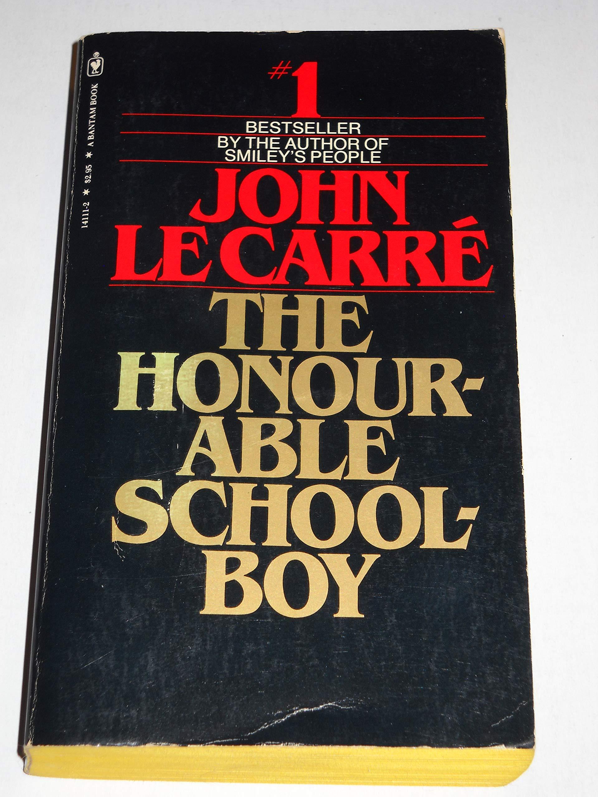 The Honourable Schoolboy Ebook