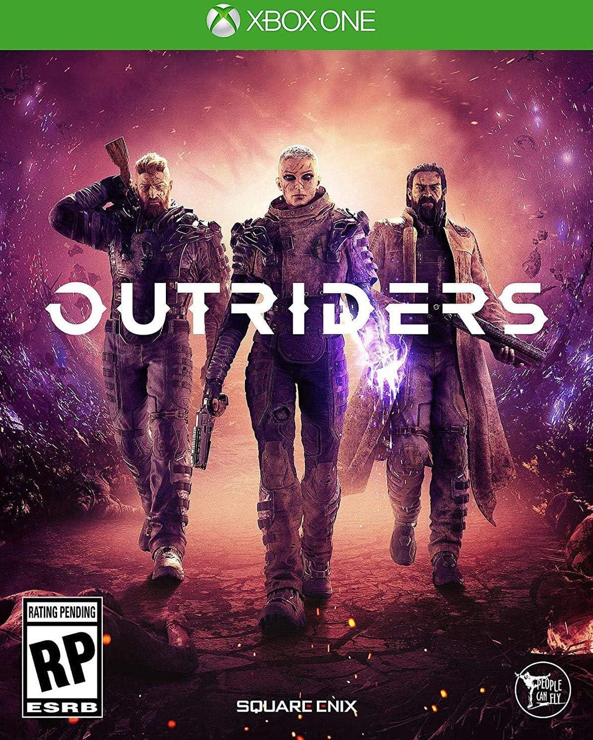 Outriders XboxOne
