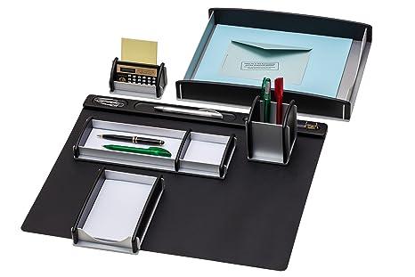 Set Ufficio Legno : Rumold set da scrivania in legno di faggio pezzi colore