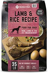 An Item of Member's Mark Exceed Dry Dog Food, Lamb & Rice (35 lbs.) - Pack of 1 - Bulk Disc