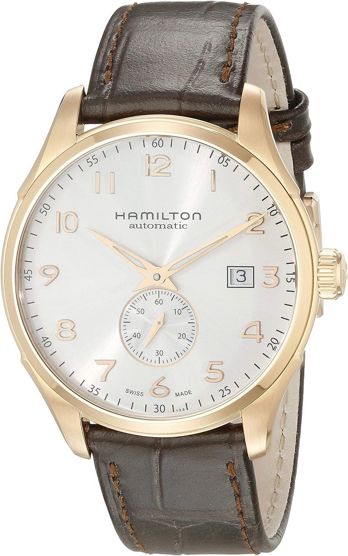 [HAMILTON(ハミルトン)] 腕時計 Jazzmaster Maestro Small Second(ジャズマスター マエストロ スモールセコンド) H42575513 メンズ [並行輸入品]