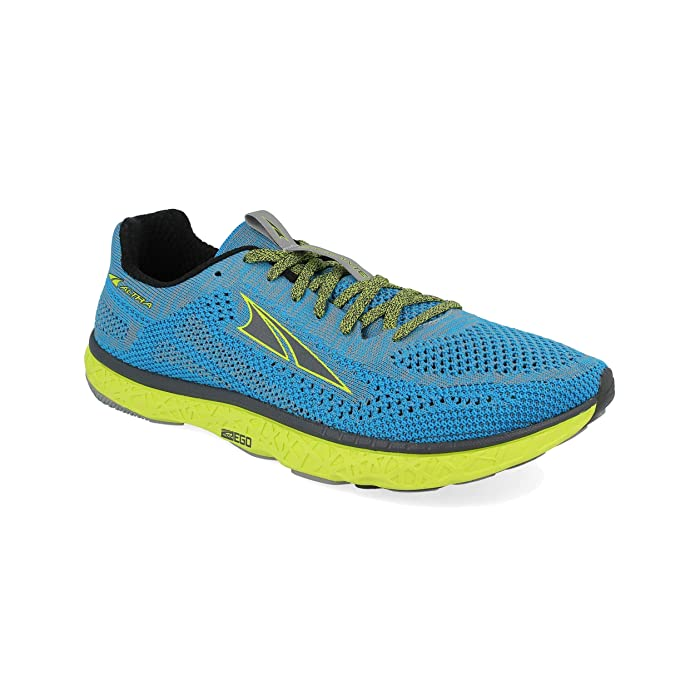 Altra - Zapatillas de Running de Tela para Hombre Azul Boston Blue, Color Azul, Talla 46 EU: Amazon.es: Zapatos y complementos