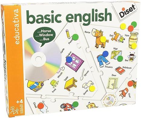 Diset 63735 - Basic English