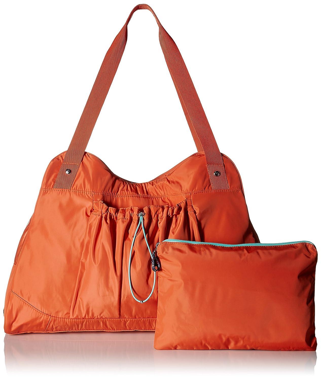 Baggallini dam hängande handväska, blå tangerin